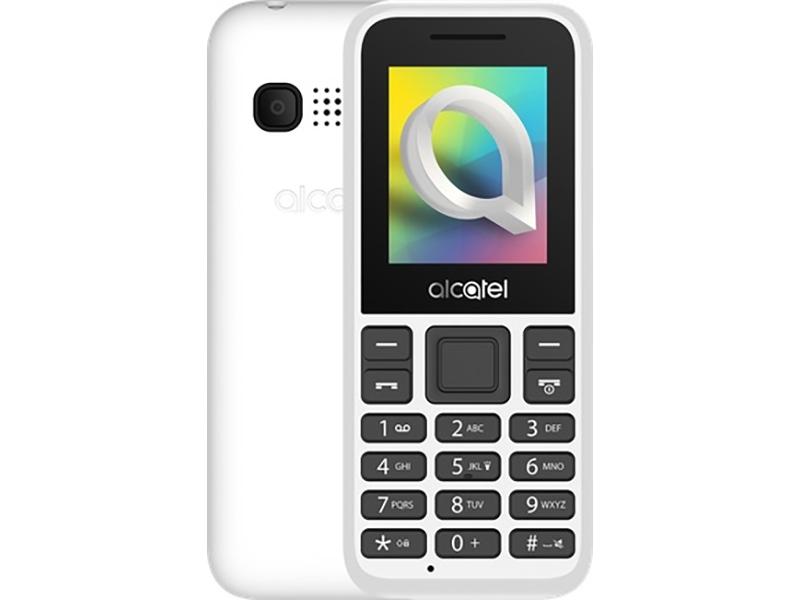4020101 телефон Сотовый телефон Alcatel 1066D Warm White