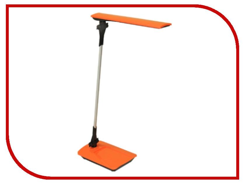 Купить Настольная лампа Трансвит Сириус С16 Orange-Black