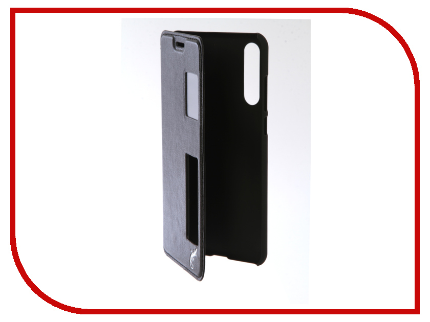 Купить Аксессуар Чехол для Huawei P20 Pro G-Case Slim Premium Black GG-968
