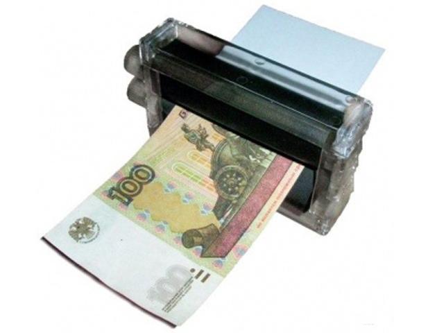 СмеХторг Фокус Машинка для печатания денег