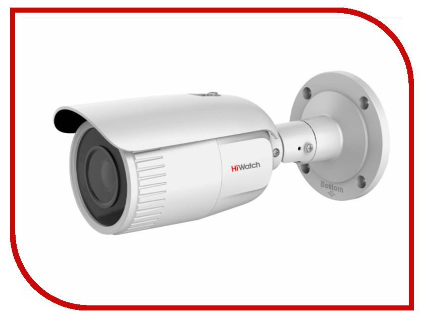 Купить IP камера HiWatch DS-I456 2.8-12mm