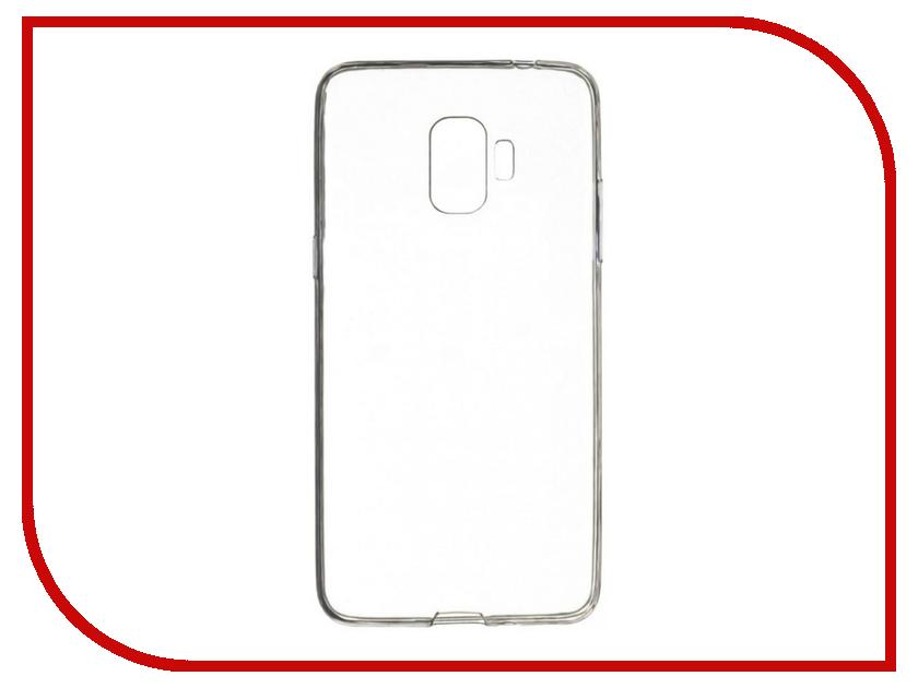 Купить Аксессуар Чехол для Samsung Galaxy J2 2018 Ubik 0.5mm Transparent 003155