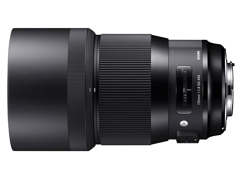 sigma для sony Объектив Sigma AF 135mm f/1.8 DG HSM Art Sony E