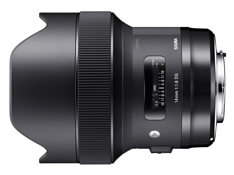 sigma для sony Объектив Sigma AF 14mm f/1.8 DG HSM Art Sony E