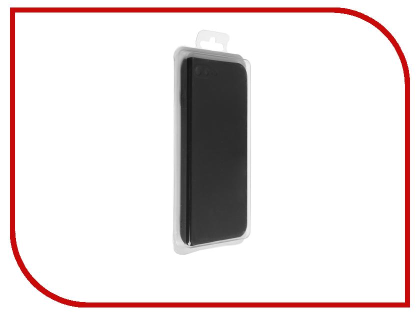 Купить Аксессуар Чехол для APPLE iPhone 7 Plus/8 Plus Innovation Silicone Case Black 10279