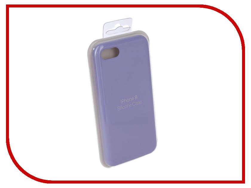 Купить Аксессуар Чехол для APPLE iPhone 7 / 8 Innovation Silicone Case Lilac 10284