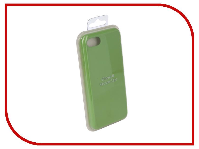 Купить Аксессуар Чехол для APPLE iPhone 7 / 8 Innovation Silicone Case Green 10286