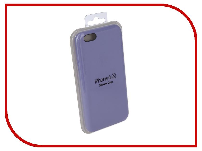 Купить Аксессуар Чехол для APPLE iPhone 6 / 6S Innovation Silicone Case Lilac 10259