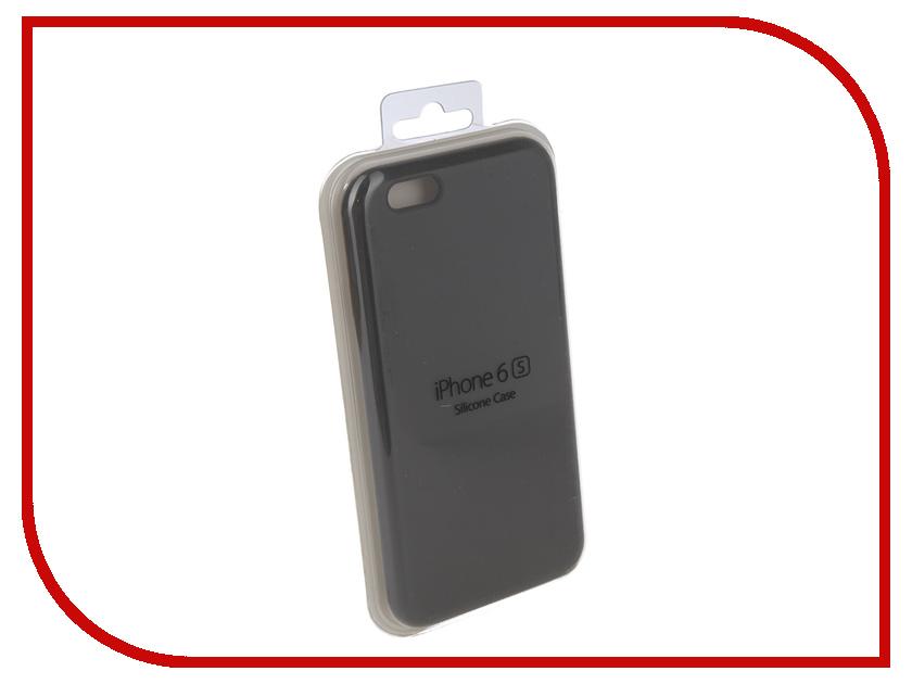 Купить Аксессуар Чехол для APPLE iPhone 6 / 6S Innovation Silicone Case Grey 10265