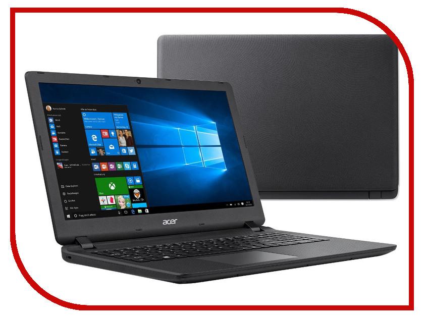 Ноутбук Acer Aspire ES1-523-294D Black NX.GKYER.013 (AMD E1-7010 1.5 GHz/4096Mb/500Gb/AMD Radeon R2/Wi-Fi/Bluetooth/Cam/15.6/1366x768/Windows 10 Home 64-bit)  - купить со скидкой