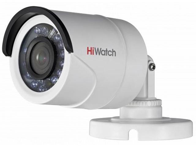 аналоговая камера hiwatch ds t251 2 8mm Аналоговая камера HiWatch DS-T200P 2.8mm