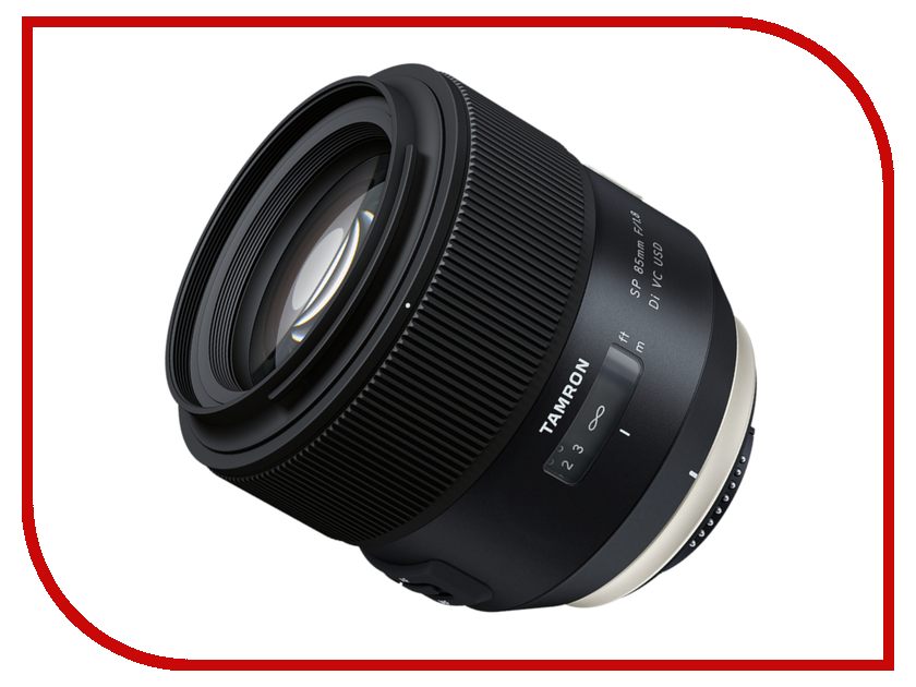 izmeritelplus.ru: Объектив Tamron Sony SP 85 mm F/1.8 Di VC USD F016S