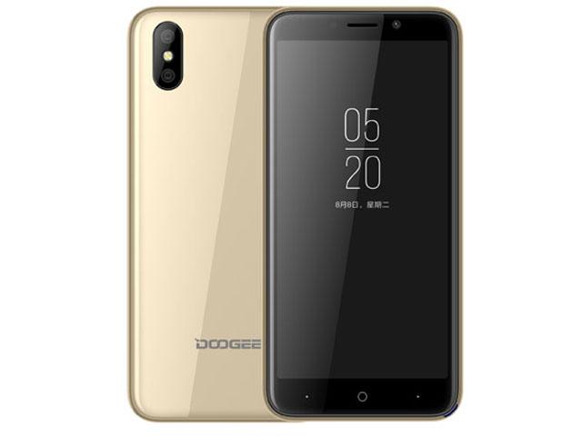 4020101 телефон Сотовый телефон DOOGEE X50 Gold