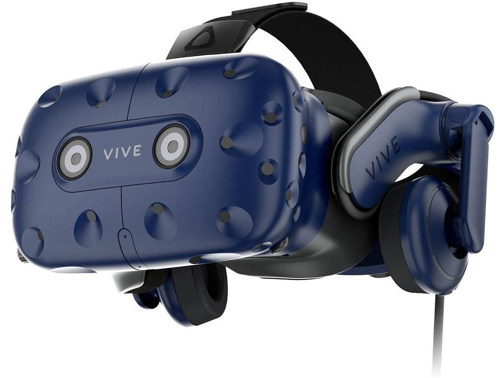 Фото - Очки виртуальной реальности HTC Vive Pro EEA HMD 99HANW020-00 очки виртуальной реальности smarterra vr