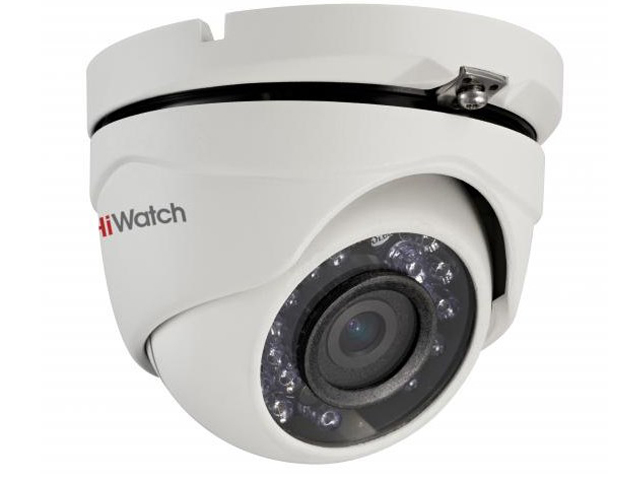 аналоговая камера hiwatch ds t251 2 8mm Аналоговая камера HiWatch DS-T103 6mm