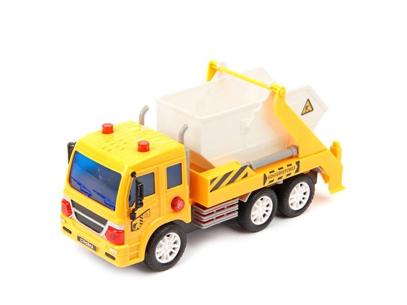 игрушка наша игрушка погрузчик вилочный 6655 7 Игрушка Drift Портальный погрузчик строительный 70397