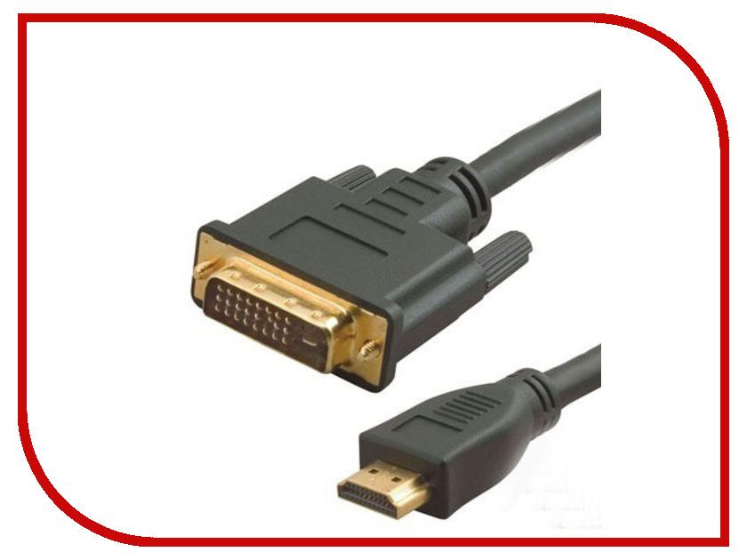 Купить Аксессуар 5bites HDMI 19M / DVI 25M 2m APC-073-020