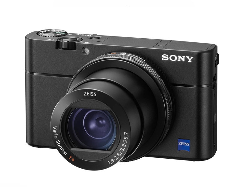 sony cyber shot hx400 купить Фотоаппарат Sony Cyber-shot DSC-RX100M5A