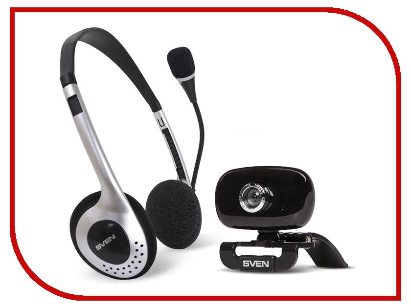 Купить Вебкамера Sven IC-H3300 SV-014544
