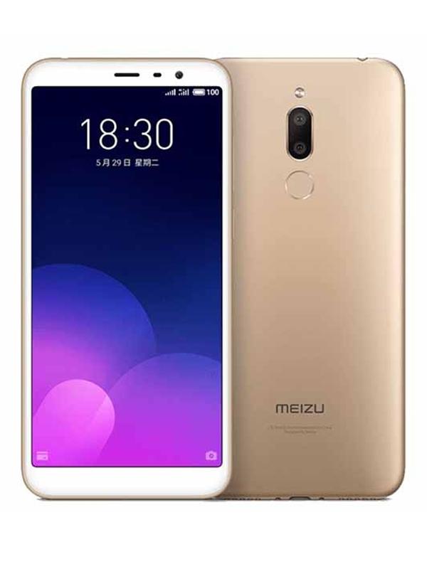 Купить Сотовый телефон Meizu M6T 32Gb Gold