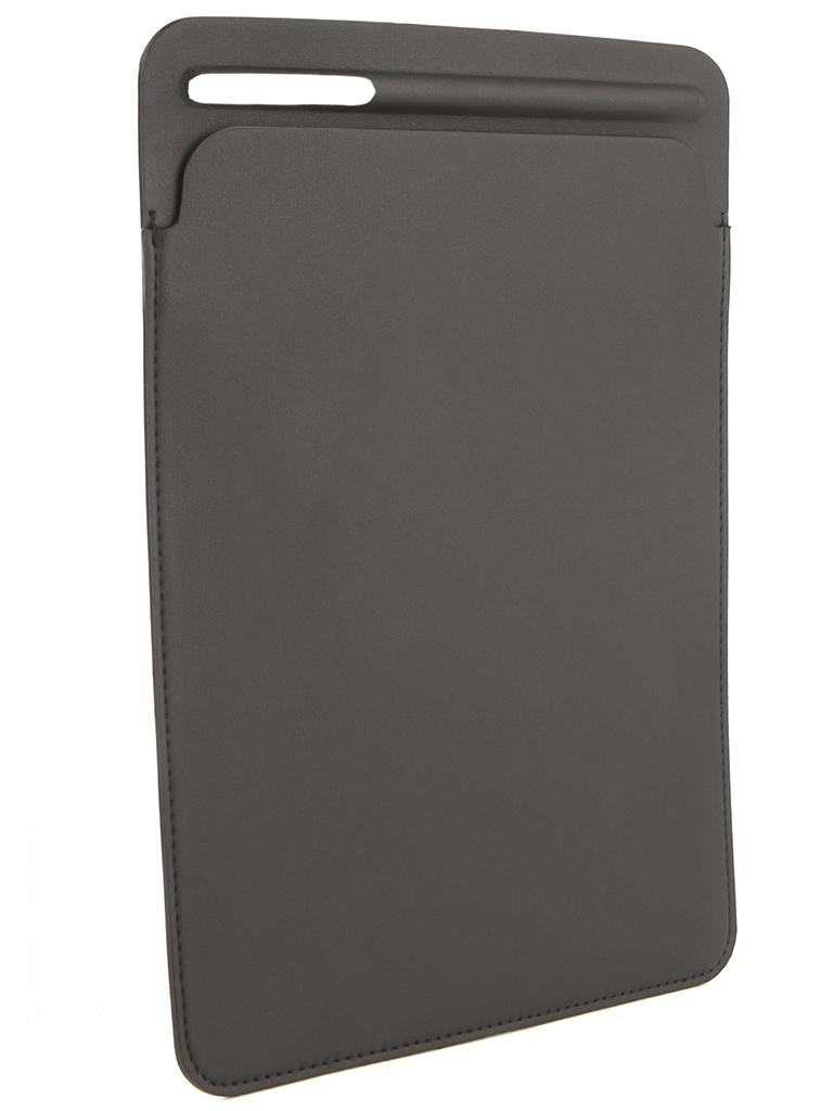 аксессуар чехол red line для huawei y9 2018 unit black ут000014545 Аксессуар Чехол Red Line для APPLE iPad 2018 9.7 Unit Black c карманом