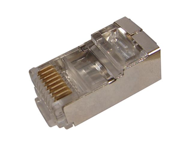 Разъем сетевой Rexant RJ-45 8P8C 2шт 06-0082-A2