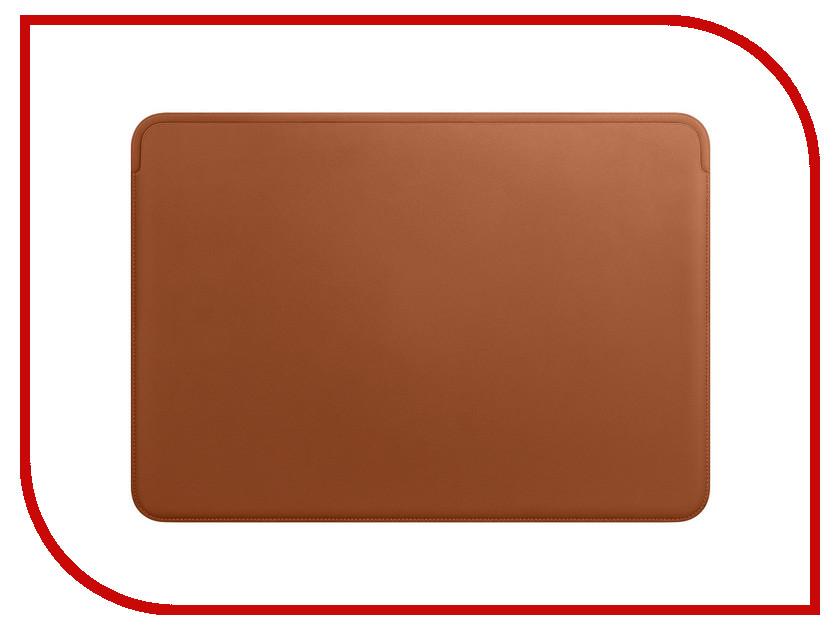 Купить Аксессуар Чехол APPLE Leather Sleeve для MacBook Pro 15-inch Saddle Brown MRQV2ZM/A