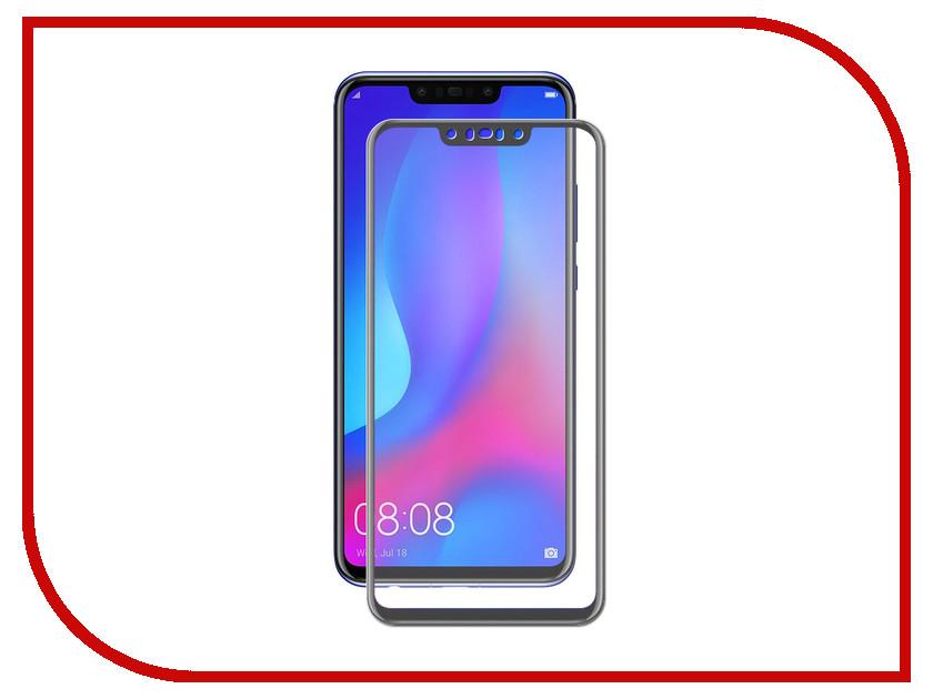 Купить Аксессуар Защитное стекло для Huawei Nova 3 Zibelino TG Full Screen Black ZTG-FS-HUA-NOV3-BLK