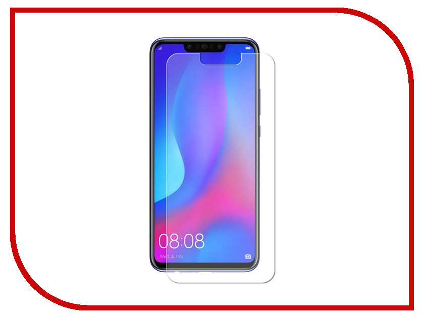 Купить Аксессуар Защитное стекло для Huawei Nova 3 2018 Zibelino TG ZTG-HUW-NOVA3
