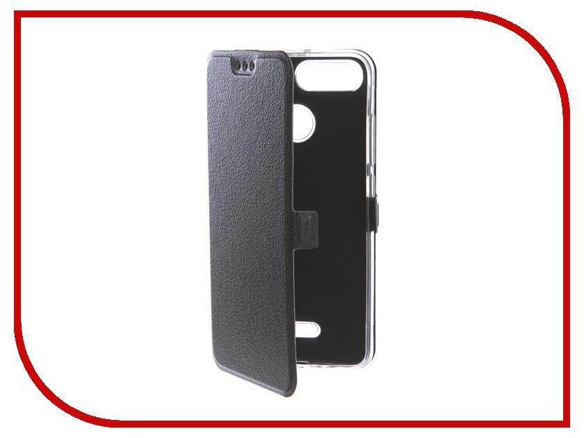 Купить Аксессуар Чехол для Xiaomi Redmi 6 Zibelino Sottile Silicon Black ZSS-XIA-6-BLK