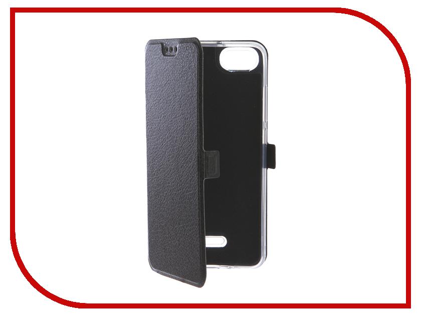Купить Аксессуар Чехол для Xiaomi Redmi 6A Zibelino Sottile Silicon Black ZSS-XIA-6A-BLK