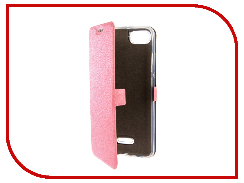 Купить Аксессуар Чехол для Xiaomi Redmi 6A Zibelino Sottile Silicon Pink ZSS-XIA-6A-PNK