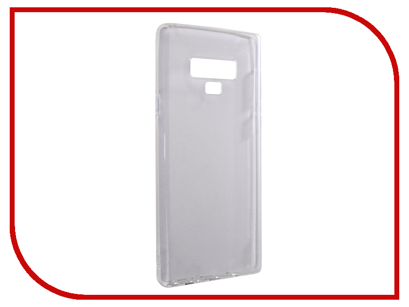 Купить Аксессуар Чехол для Samsung Galaxy Note 9 DF Silicone Super Slim sCase-65, DF-GROUP