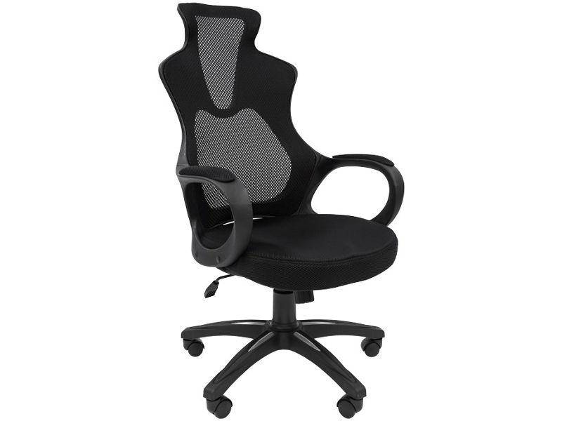 купить русские народные сказки Компьютерное кресло Русские кресла РК 210 Black