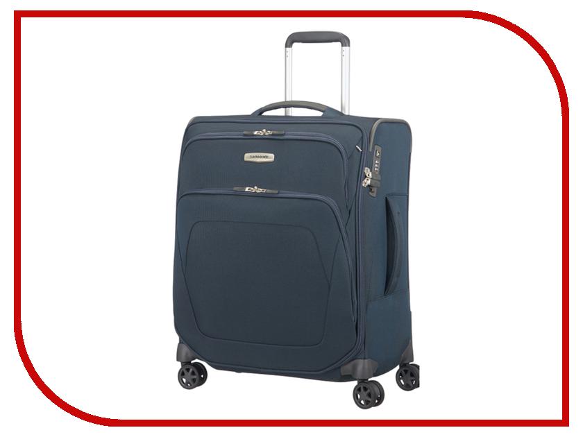 Купить Чемодан Samsonite Spark SNG 45x56x25cm 62.5L Dark Blue 65N-01006, США