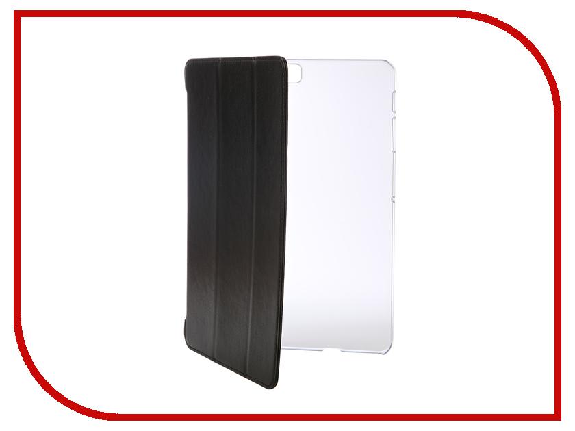 Купить Аксессуар Чехол для Samsung Galaxy Tab S2 T815/T819 LTE 9.7 iBox Premium Black-Transparent УТ000007716