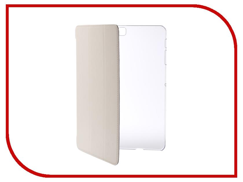 Купить Аксессуар Чехол для Samsung Galaxy Tab S2 T815/T819 LTE 9.7 iBox Premium White-Transparent УТ000007717