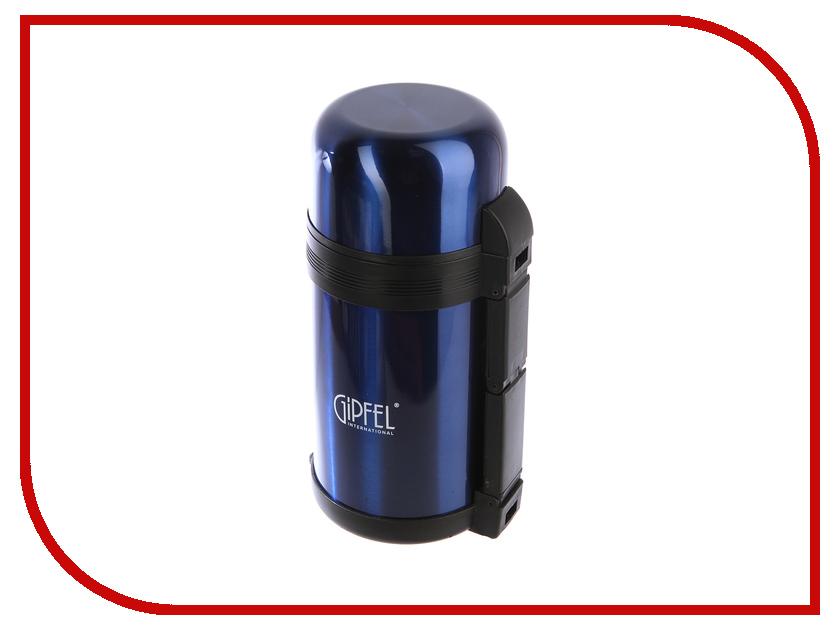 Купить Термос Gipfel Santos 1L Blue 8201