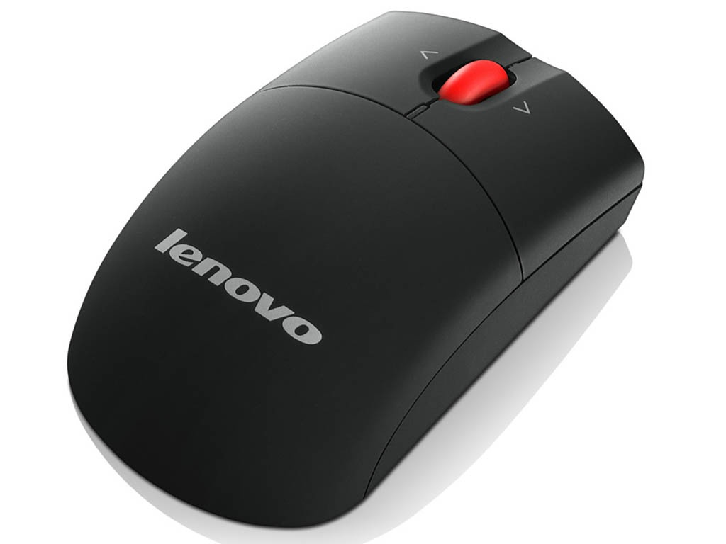 моноблок lenovo v510z Мышь Lenovo Wireless Laser Mouse 0A36188