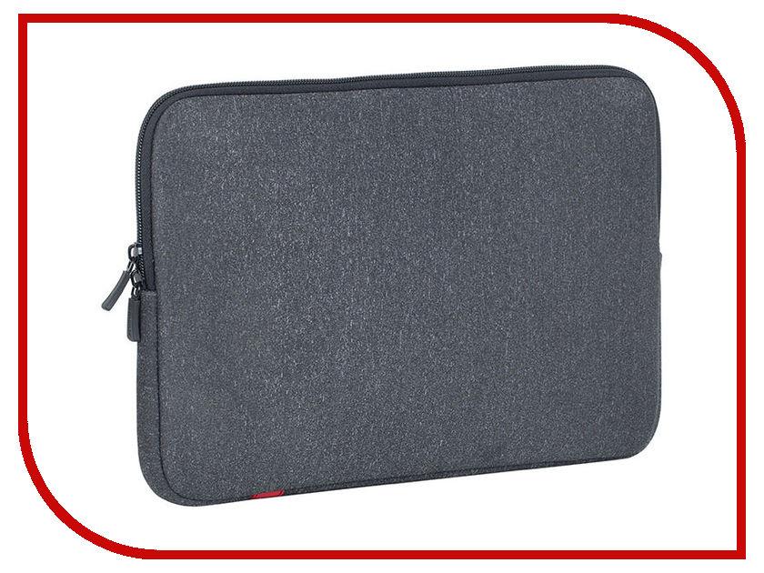 Купить Аксессуар Чехол 13.0-inch RIVACASE 5123 для Macbook 13Dark Grey 4260403573488