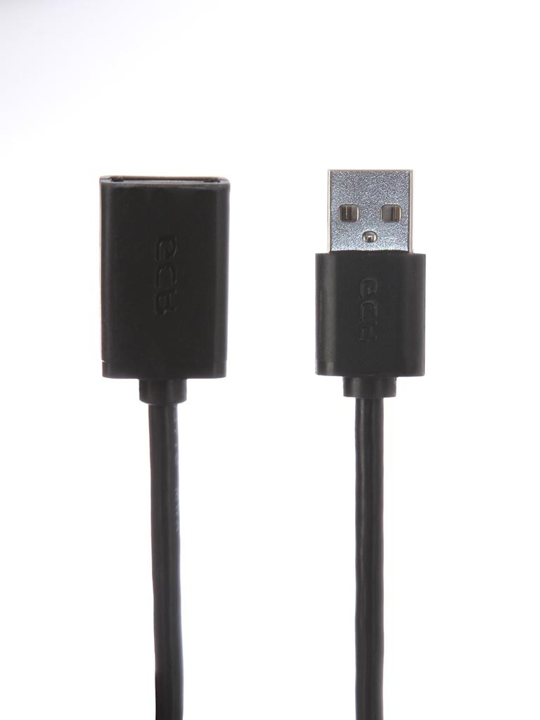 Фото - Аксессуар GCR USB 2.0 AM - AF 0.75m Black GCR-UEC6M-BB2S-0.75m аксессуар gcr usb 2 0 am am 1 0m gcr aum5am bb2s 1 0m