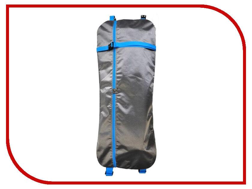 Купить Аксессуар Чехол-рюкзак Skatebox Active Metallic-Light Blue St5-43-blue