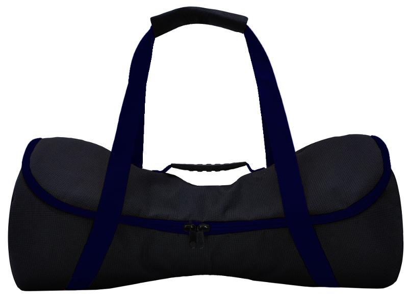 чехол skatebox для самоката xiaomi dark blue black st17 dark blue black Сумка Skatebox 10-inch Graphite-Blue Gs3-34-dark-blue