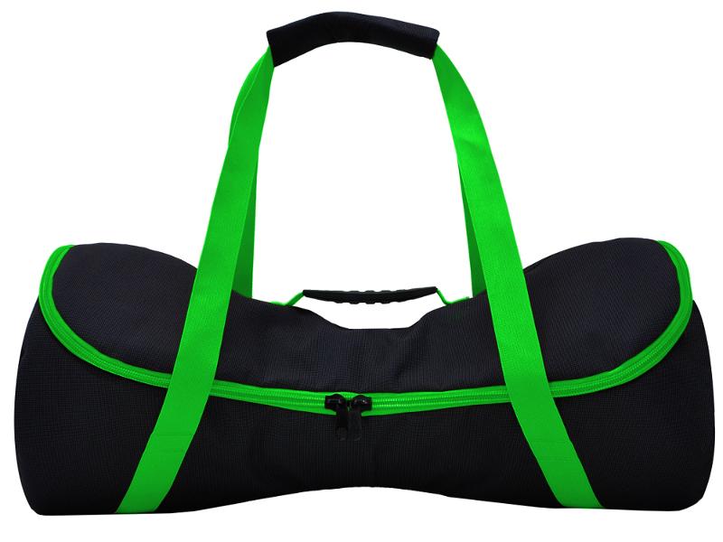 Сумка Skatebox 10-inch Graphite-Green Gs3-34-green