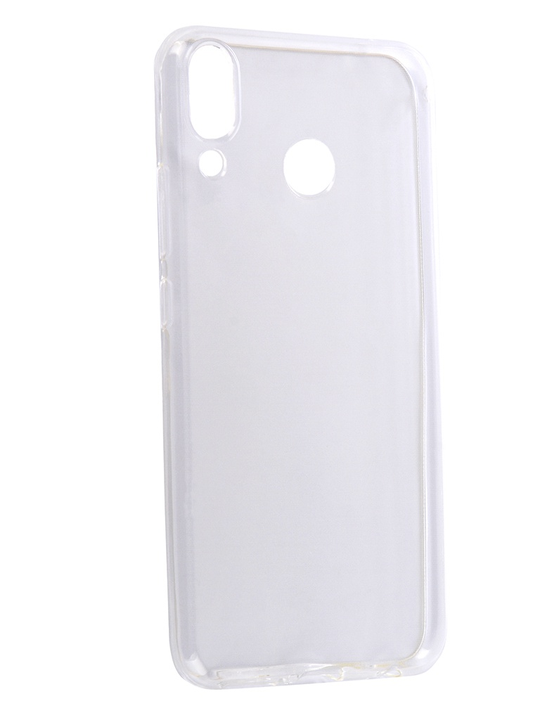 Купить Аксессуар Чехол Zibelino для ASUS Zenfone 5Z ZS620KL Ultra Thin Case White ZUTC-ASU-ZS620KL-WHT