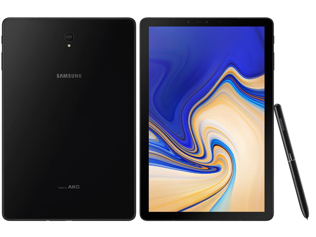Купить Планшет Samsung SM-T835 Galaxy Tab S4 10.5 - 64Gb LTE Black SM-T835NZKASER (Qualcomm Snapdragon 835 2.35 GHz/4096Mb/64Gb/LTE/Wi-Fi/Bluetooth/Cam/10.5/2560x1600/Android), Galaxy Tab S4 LTE