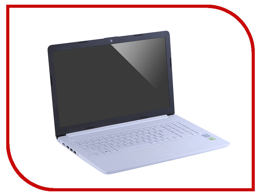 Купить Ноутбук HP 15-da0123ur 4JV71EA Snow White (Intel Core i5-8250U 1.6 GHz/8192Mb/1000Gb + 128Gb SSD/No ODD/nVidia GeForce MX130 4096Mb/Wi-Fi/Cam/15.6/1920x1080/Windows 10 64-bit), HP (Hewlett Packard)