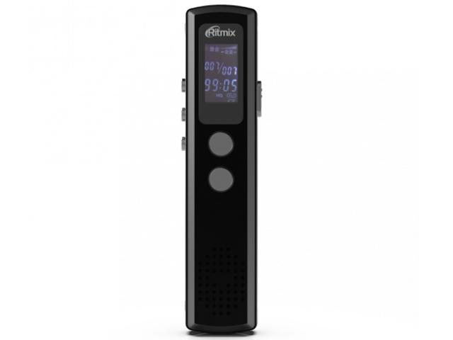 panasonic rr xs410 Диктофон Ritmix RR-120 4Gb Black
