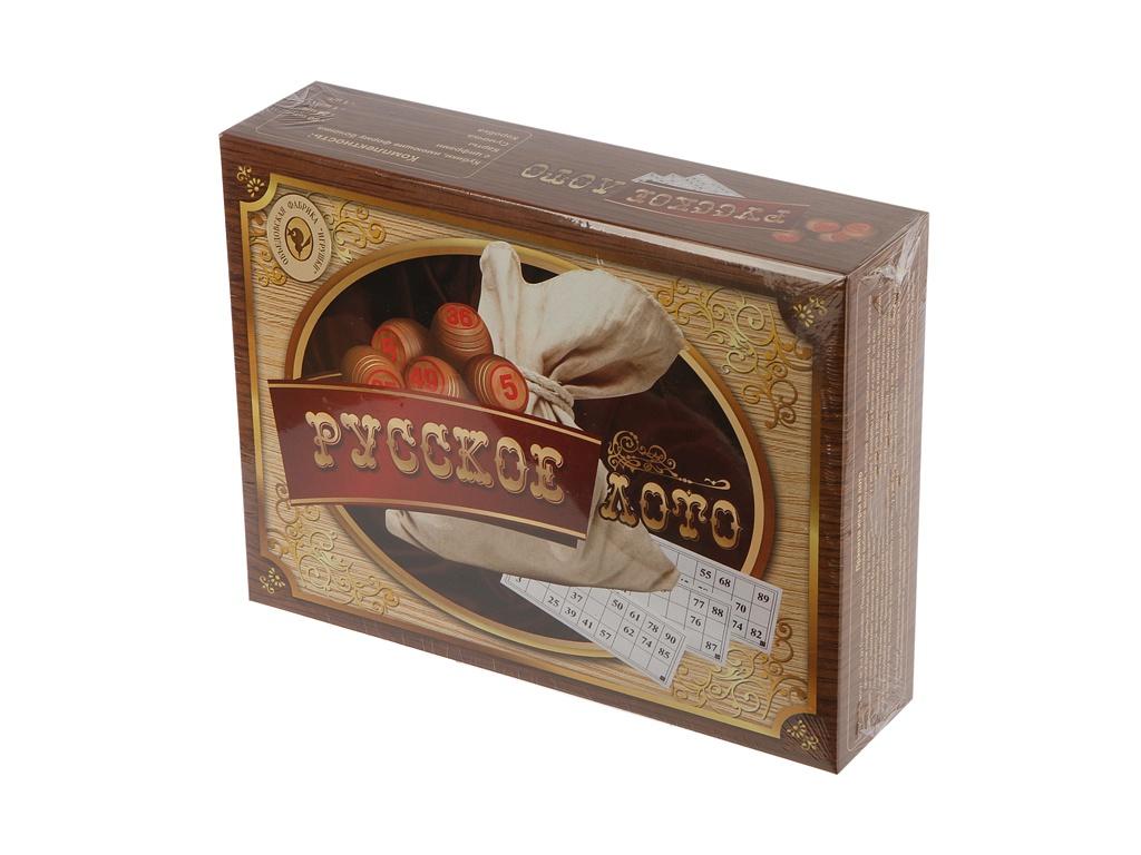 элефантино игрушки для малышей Настольная игра ОФ Игрушки Русское лото ОФ1 / 052-11