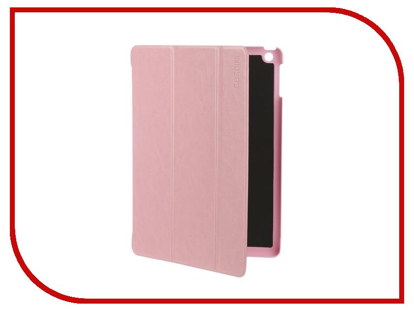 Купить Аксессуар Чехол для APPLE iPad Air / iPad New 2017-2018 Gurdini Eco кожа Pink 520018